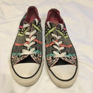 Converse All Star Aztec Sneakers